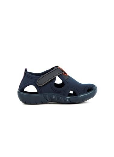 Slazenger Unnı Erkek Çocuk Sandalet Siyah Lacivert